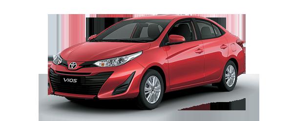 Giới Thiệu Xe Toyota Vios 1.5E MT (Số Sàn) 2019 Tại Toyota Tiền Giang